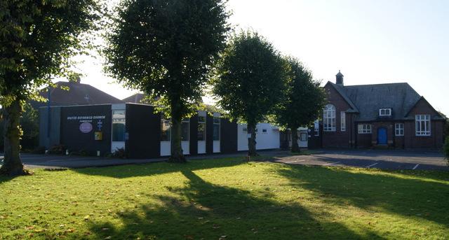 Penwortham United Reformed Church Main View