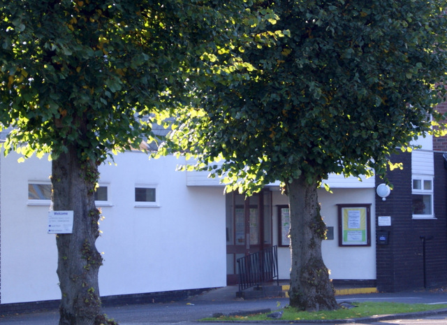 Penwortham United Reformed Church Main Entrance